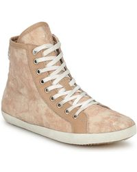 Apepazza   Lesley Shoes (high-top Trainers)   Lyst