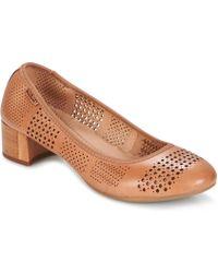 f97064207037 Pikolinos Bariloche Brandy Nude Women s Court Shoes In Multicolour ...