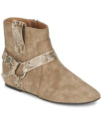 Esprit | Issy Bootie Mid Boots | Lyst