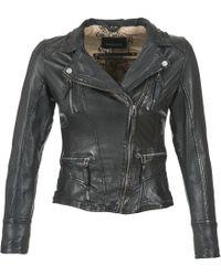 Oakwood - Camera Leather Jacket - Lyst