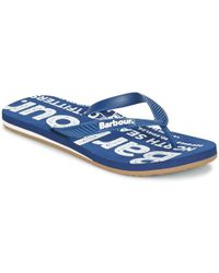 7495fff6cd9972 Barbour - North Sea Beach Sandal Flip Flops   Sandals (shoes) - Lyst