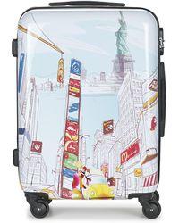 David Jones - Boomroo 50l Hard Suitcase - Lyst