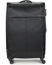 David Jones - Odoro 83l Women's Soft Suitcase In Black - Lyst