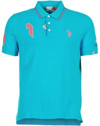 U.S. POLO ASSN. - Italy Polo No Polo Shirt - Lyst