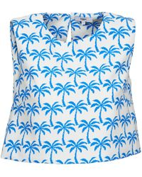 Suncoo - Lana Vest Top - Lyst