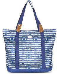 Roxy - Other Side Shopper Bag - Lyst