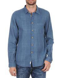 Façonnable - Jjmct502000ere Long Sleeved Shirt - Lyst