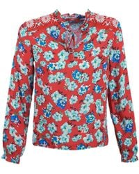 S.oliver - - Blouse - Lyst