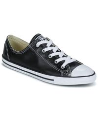4dc01e2485df Converse - Chuck Taylor All Star Dainty Seasonal Metallics Ox Women s Shoes  (trainers) In