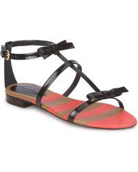 Sonia Rykiel - Avarc Women's Sandals In Black - Lyst