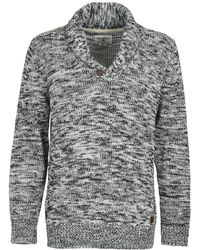 Billabong - Shawl Jumper Men's Jumper In Grey - Lyst