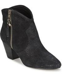 Ash - Jess Low Ankle Boots - Lyst
