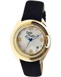 Sophie & Freda - Belize Mother-of-pearl Watch - Lyst