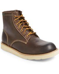 Eastland - Barron Leather Boot - Lyst