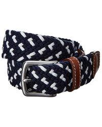 Brooks Brothers - Braided Belt - Lyst