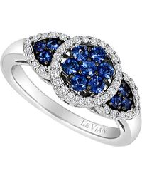 Le Vian - ® 14k 0.72 Ct. Tw. Diamond & Gemstone Ring - Lyst