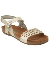 Mephisto - Women's Veronica Leather Sandal - Lyst