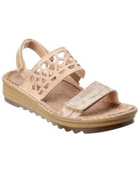 Naot - Acacia Leather Sandal - Lyst