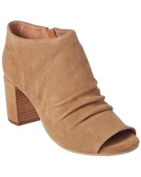 Gentle Souls - Camelia Suede Ankle Boot - Lyst