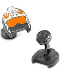 Star Wars - Fighter Pilot Helmet Cufflinks - Lyst