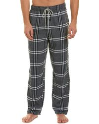Kenneth Cole - New York Flannel Lounge Pant - Lyst