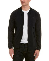 b38eefd84 Lyst - J.Lindeberg J.lindeberg Thom Gravity Jacket in Blue for Men