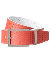 Nike - Nike Reversible Leather Belt - Lyst