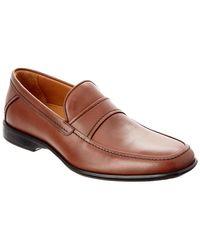 Aquatalia - Xaver Waterproof Leather Loafer - Lyst