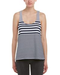 State Of Being - Stripe Tank - Lyst