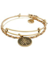 ALEX AND ANI - Set Of Seven Swords Bracelets - Lyst