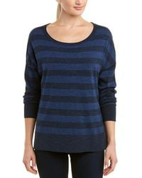 NYDJ - Striped Sweater - Lyst