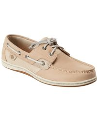 Sperry Top-Sider - Koifish Sparkle Leather Boat Shoe - Lyst