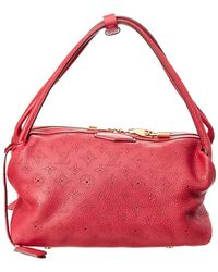 Louis Vuitton - Pink Mahina Leather Galatea Pm - Lyst