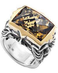 Stephen Webster - 18k & Silver Gemstone Ring - Lyst