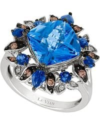 Le Vian - ® Crazy Collection® 14k 5.06 Ct. Tw. Diamond & Gemstone Ring - Lyst