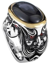 Stephen Webster - 18k & Silver Gemstone Ring - Lyst
