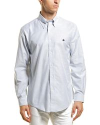 Brooks Brothers 1818 Regent Fit The Original Woven Shirt