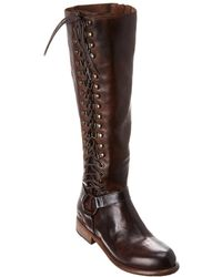 Bed Stu - Burnley Leather Boot - Lyst