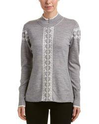 Obermeyer - Mia Knit Wool-blend Jacket - Lyst