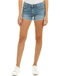 7 For All Mankind - 7 For All Mankind Dso3 Cut-off Short - Lyst