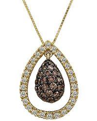 Le Vian - ? 14k 0.76 Ct. Tw. Diamond Necklace - Lyst