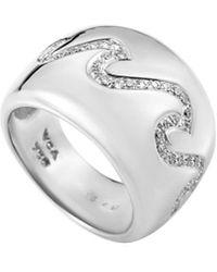 Heritage Van Cleef & Arpels - Van Cleef & Arpels 18k 0.40 Ct. Tw. Diamond Ring - Lyst