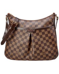 Louis Vuitton - Damier Ebene Canvas Bloomsbury Pm - Lyst
