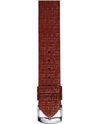 Philip Stein - Leather Strap - Large - Lyst