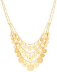 Ben-Amun - Coins Necklace - Lyst