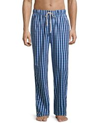 Original Penguin - Checkered Lounge Pant - Lyst
