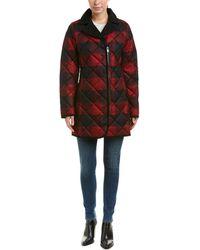 Pendleton - Leavenworth Wool-blend Down Coat - Lyst