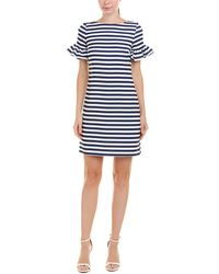 Sail To Sable - Shift Dress - Lyst