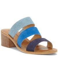 Lucky Brand - Rileigh2 Heeled Sandal - Lyst