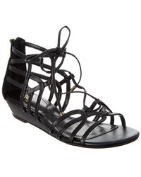 Isola - Elisia Leather Sandal - Lyst